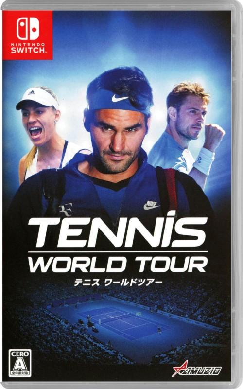 【中古】Tennis World Tour