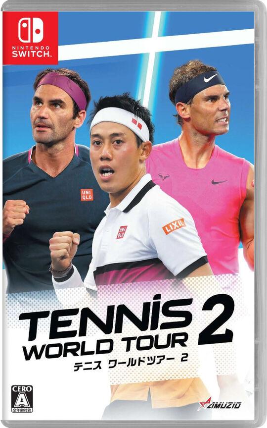 【中古】テニス ワールドツアー 2