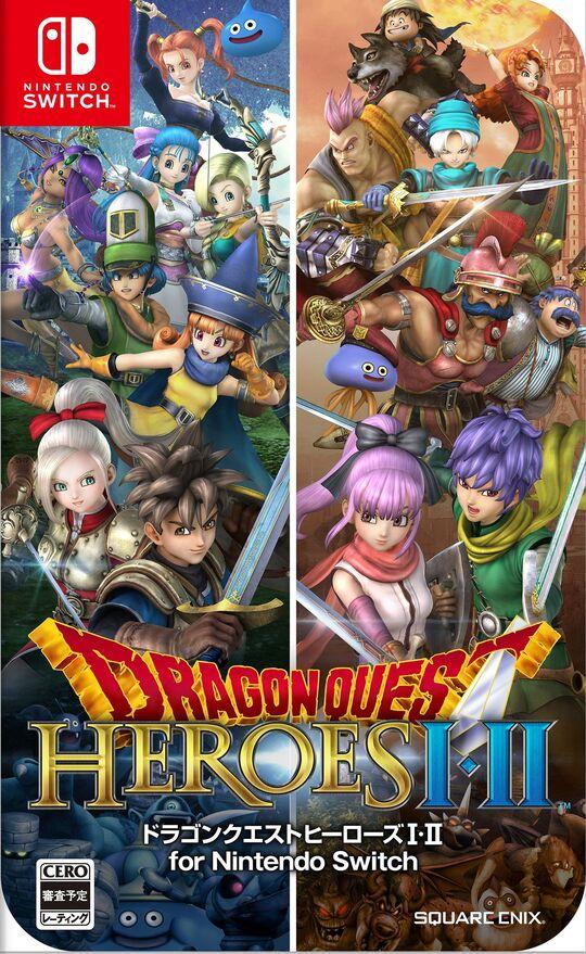 【中古】ドラゴンクエストヒーローズI・II for Nintendo Switch