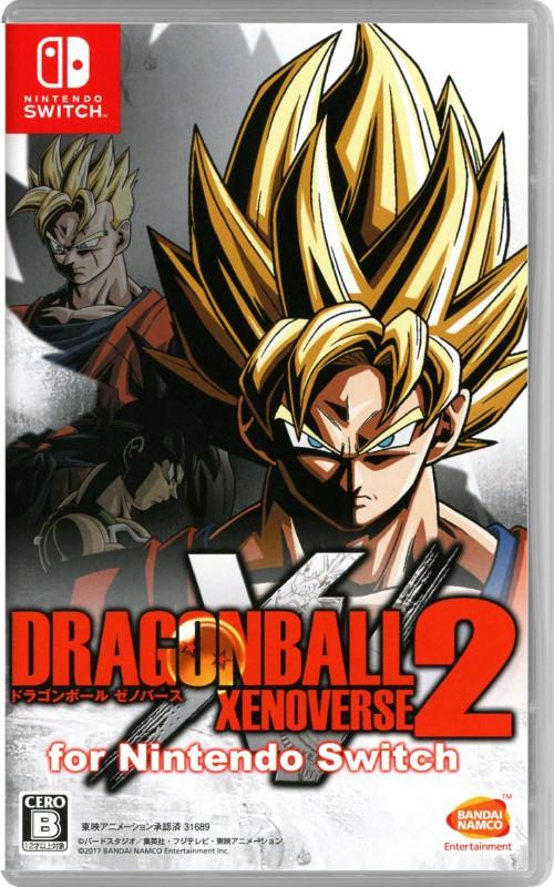 【中古】ドラゴンボール ゼノバース2 for Nintendo Switch