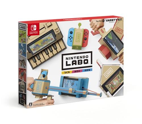【中古】Nintendo Labo Toy−Con 01: Variety Kit