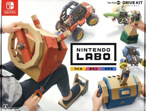 【新品】Nintendo Labo Toy−Con 03: Drive Kit