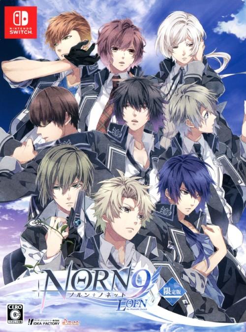 【中古】NORN9 LOFN for Nintendo Switch (限定版)