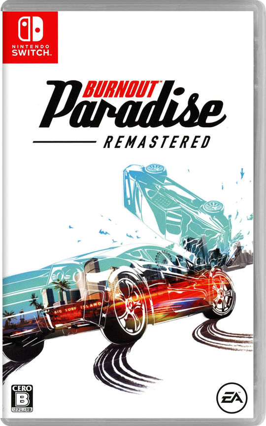 【新品】Burnout Paradise Remastered