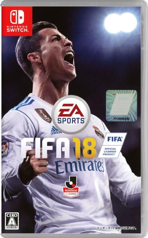 【中古】FIFA 18