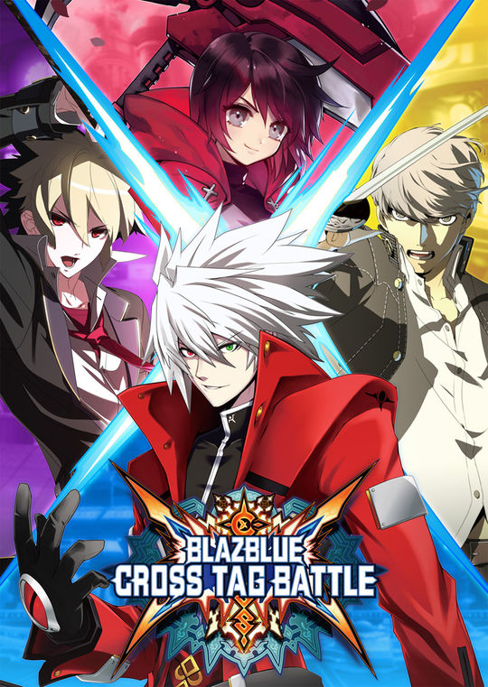 【中古】BLAZBLUE CROSS TAG BATTLE Limited Box (限定版)