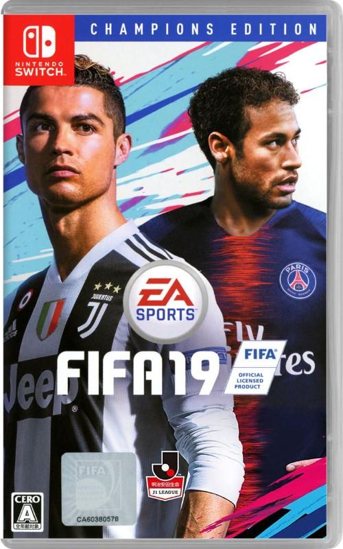 【中古】FIFA 19 CHAMPIONS EDITION (ネット専用)(限定版)