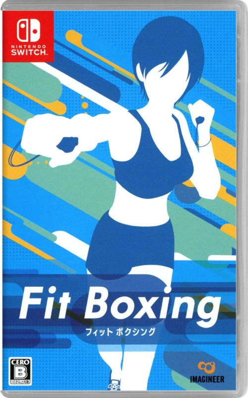 【中古】Fit Boxing