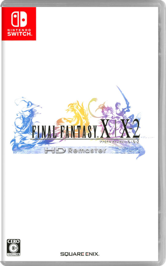 【中古】FINAL FANTASY X/X−2 HD Remaster