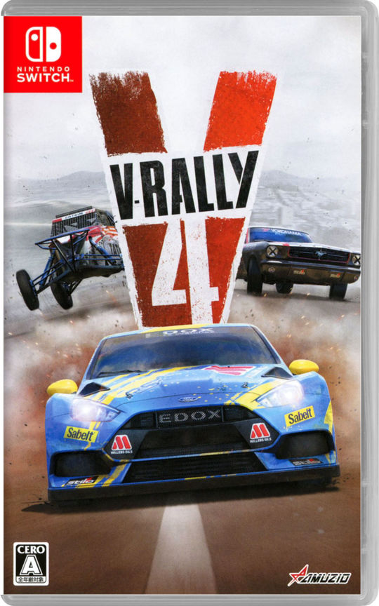 【新品】V−Rally 4