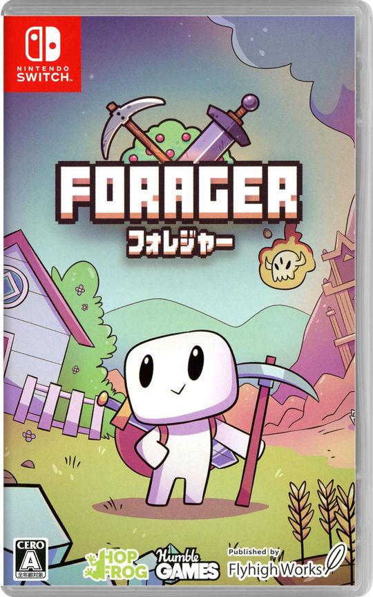 【新品】Forager