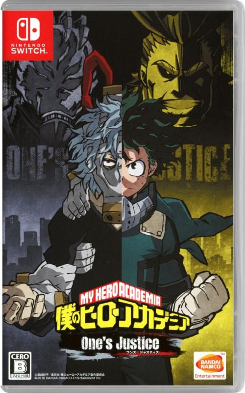 【新品】僕のヒーローアカデミア One's Justice