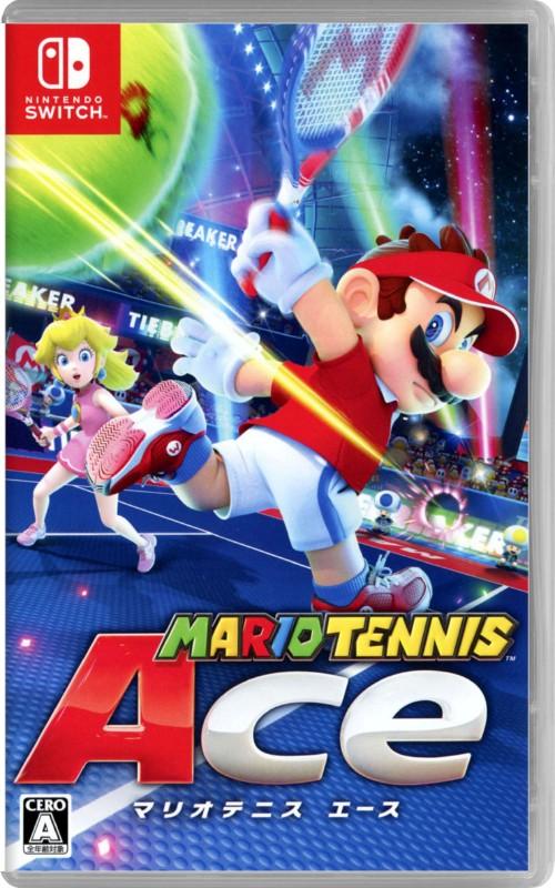 【新品】【ゲオ限定】マリオテニス エース+オリジナルスポーツバッグ