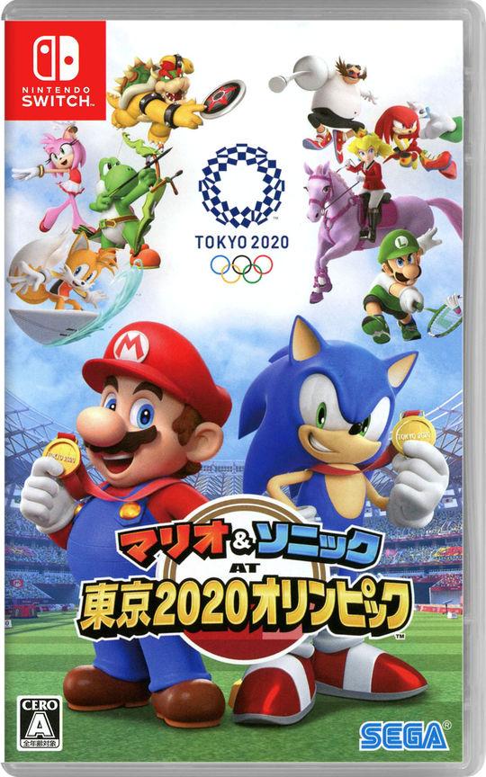 【中古】マリオ&ソニック AT 東京2020オリンピック