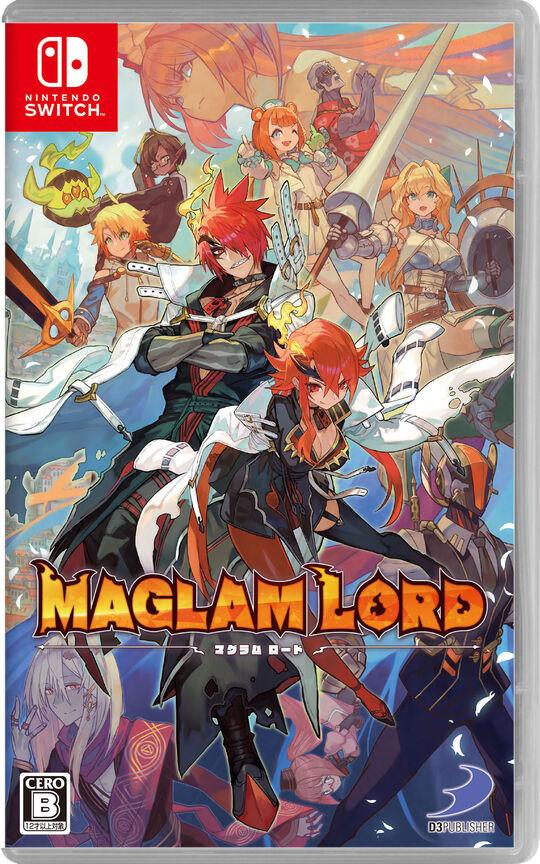 【中古】MAGLAM LORD/マグラムロード