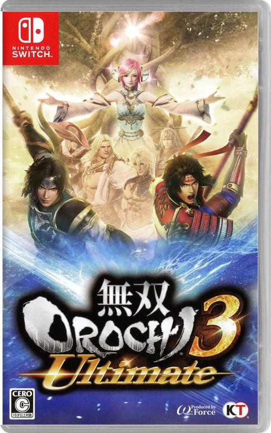 【中古】無双OROCHI3 Ultimate