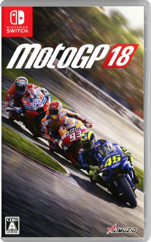 【中古】MotoGP 18