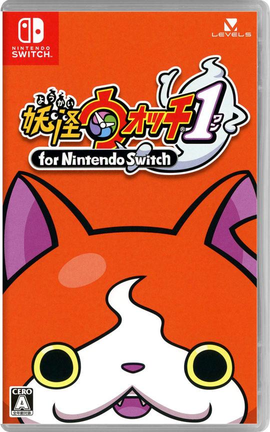 【新品】妖怪ウォッチ1 for Nintendo Switch