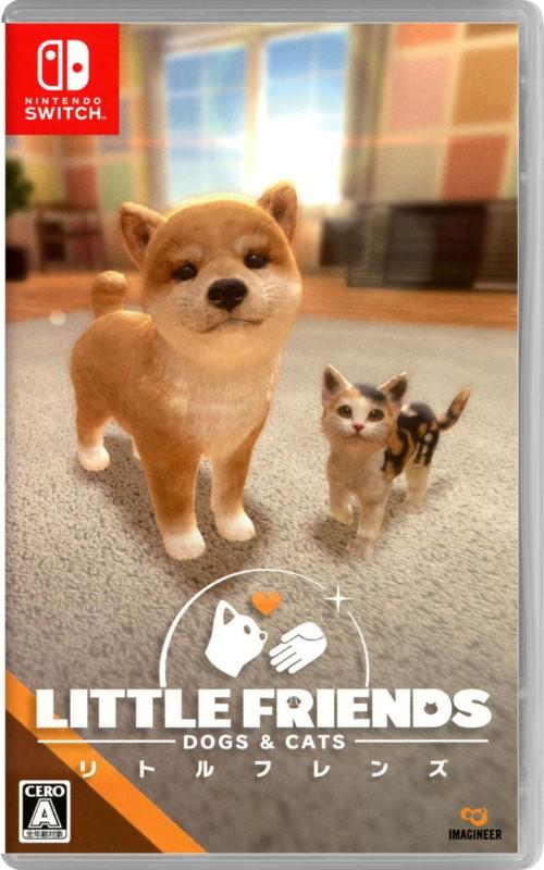 【中古】LITTLE FRIENDS − DOGS & CATS −