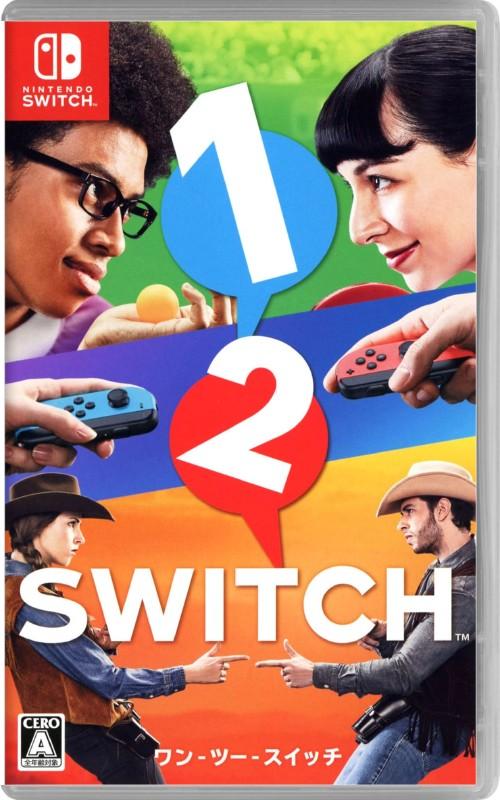 【新品】1−2−Switch