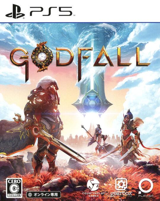 【新品】Godfall