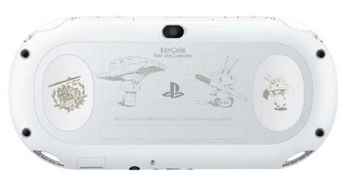【中古・箱説なし・付属品なし・傷あり】PlayStation Vita 『艦これ改』 Limited Edition (限定版)