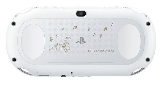 【中古】PlayStation Vita うたの☆プリンスさまっ♪MUSIC3 マスコットキャラクターズ 刻印モデル グレイシャー・ホワイト (限定版)
