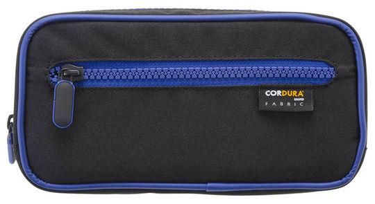 【新品】PCH−2000用 CYBER・CORDURAケース ホリゾンタルタイプ ブルー
