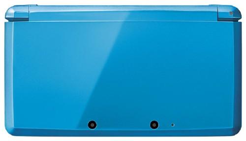 【中古・箱説なし・付属品なし・傷なし】ニンテンドー3DS ライトブルー