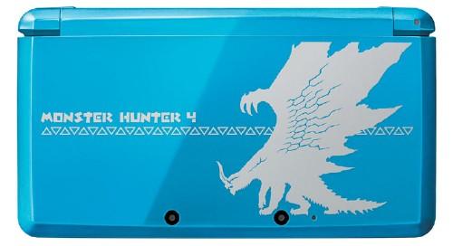 【中古・箱説なし・付属品なし・傷あり】ニンテンドー3DS MONSTER HUNTER 4 ハンターパック (限定版)