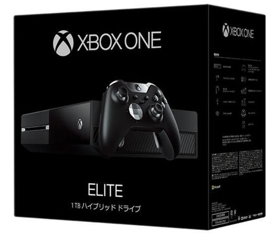 【中古・箱説あり・付属品あり・傷なし】Xbox One Elite