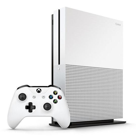 【中古・箱説なし・付属品なし・傷あり】Xbox One S 1TB (Halo Collection 同梱版) (ソフトの付属は無し)