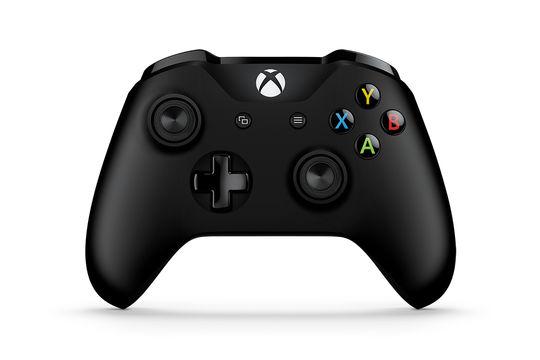 【中古】Xbox ワイヤレス コントローラー (ブラック)