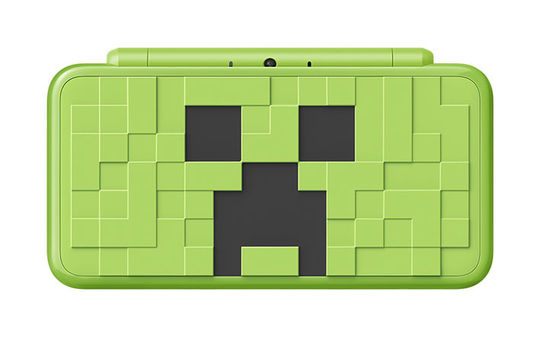 【新品】MINECRAFT Newニンテンドー2DS LL CREEPER EDITION