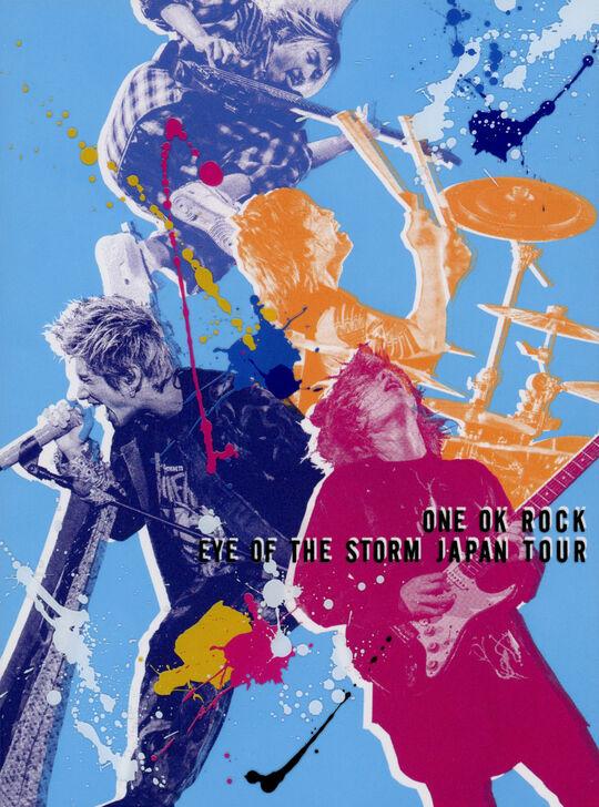 【中古】ONE OK ROCKEYE OF THE STORM JAPAN TOUR 【DVD】/ONE OK ROCK