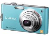【中古】【安心保証】 Panasonic コンパクトデジタルカメラ LUMIX DMC-FX66