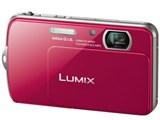 【中古】【安心保証】 Panasonic コンパクトデジタルカメラ LUMIX DMC-FP7-R