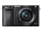 【中古】【安心保証】 SONY ミラーレスデジタルカメラ α6000 ILCE-6000L パワーズームレンズキット