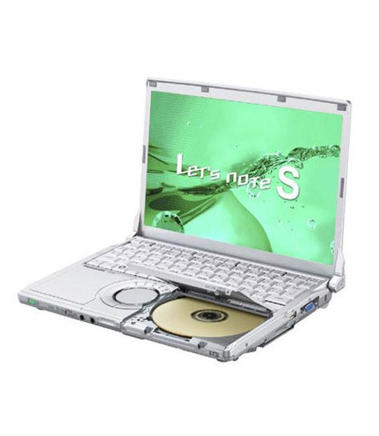 【中古】【安心保証】 Panasonic ノートPC CF-S10EWHDS