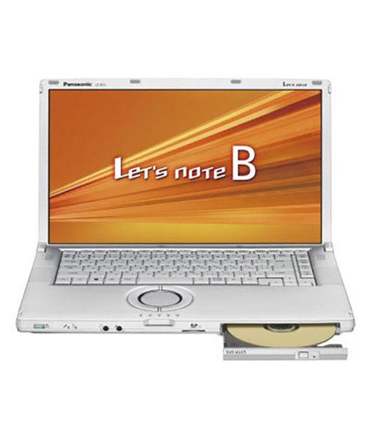 【中古】【安心保証】 Panasonic ノートPC CF-B11RWPCS