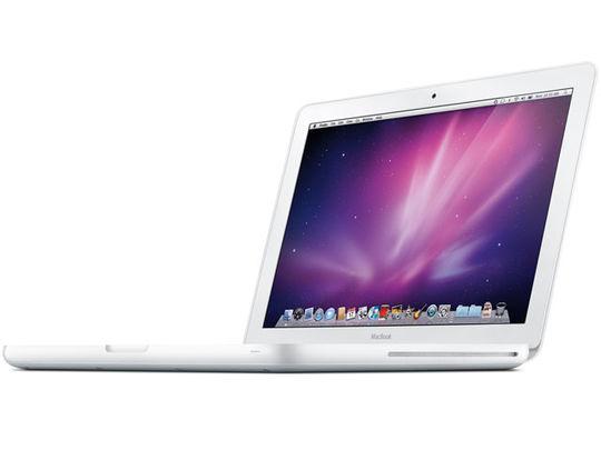 【中古】【安心保証】 アップル ノートPC MacBook6.1 A1342 MC207J/A