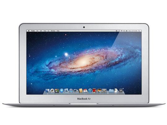 【中古】【安心保証】 アップル ノートPC MC968J/A