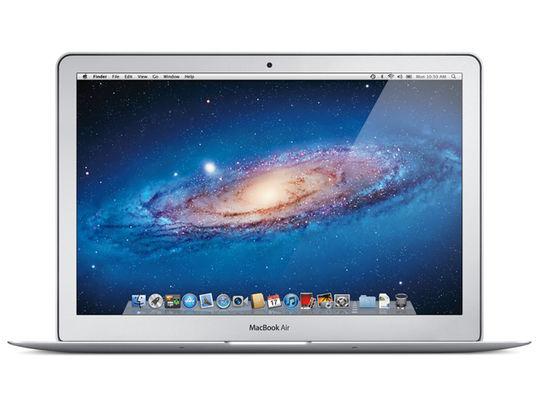 【中古】【安心保証】 アップル ノートPC MacBookAir4.2 A1369 MC966J/A