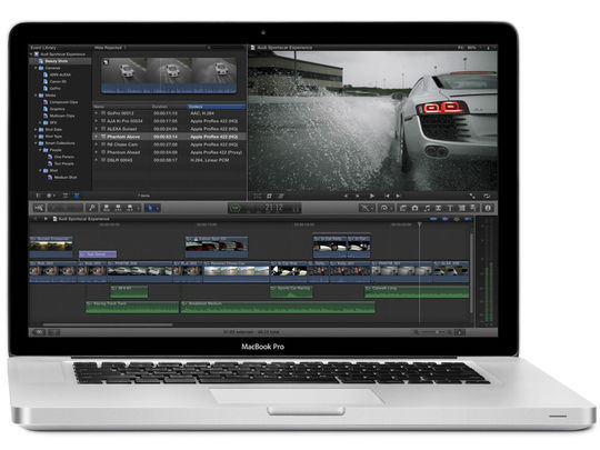 【中古】【安心保証】 Apple MacBook Pro 2300/15 MD103J/A