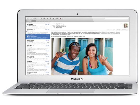 【中古】【安心保証】 アップル ノートPC MacBookAir5.1 A1465 MD224J/A