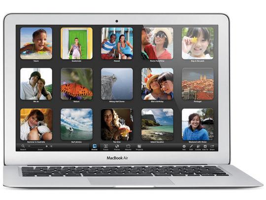 【中古】【安心保証】 アップル ノートPC MacBookAir5.2 A1369 MD231J/A