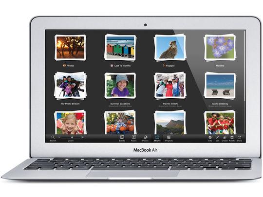 【中古】【安心保証】 アップル ノートPC MD712J/B