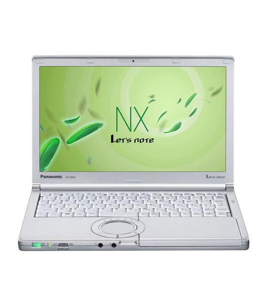 【中古】【安心保証】 Panasonic ノートPC CF-NX4EDGCS