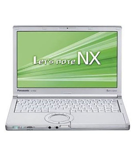 【中古】【安心保証】 Panasonic ノートPC CF-NX2AWGCS