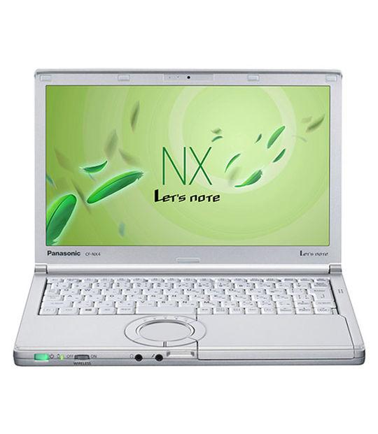 【中古】【安心保証】 Panasonic ノートPC CF-NX4GDJCS
